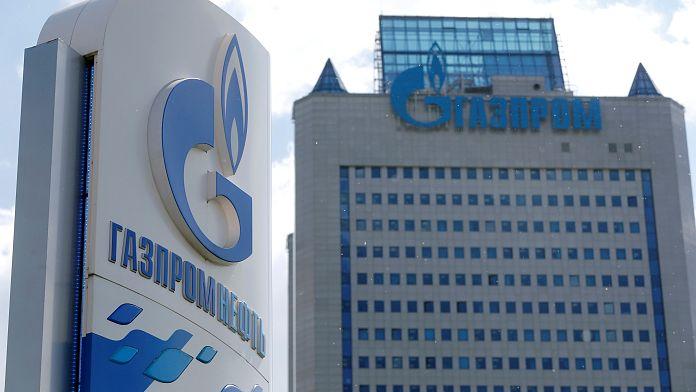 Resultado de imagen de Gazprom suministra un tercio del gas que se consume en la Unión