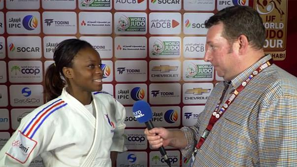 Judoka's honour the sport's founder with fine display on day one of Abu Dhabi Grand Slam