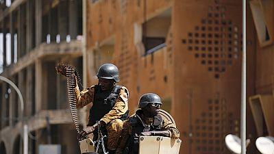 Burkina/putsch : une vingtaine d'ex-soldats du RSP écroués
