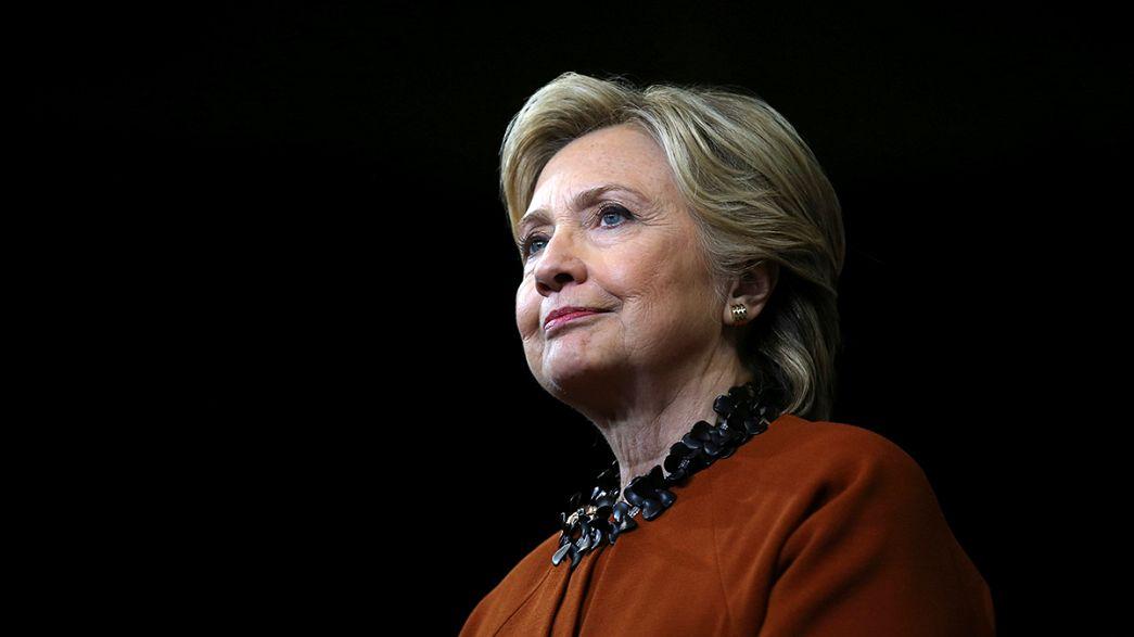 El FBI reabre la investigación sobre los correos electrónicos de Clinton