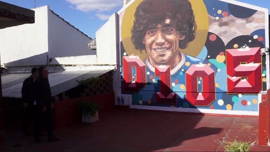 Argentina: inaugurato museo di Maradona