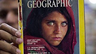 """""""Rapariga afegã"""" da National Geographic vai passar 14 dias na prisão"""