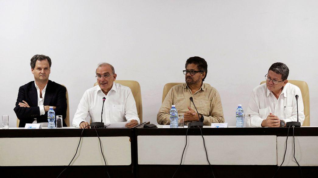 Колумбия: представители властей и группировки РВСК снова за столом переговоров