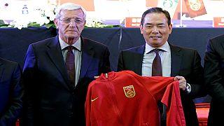 Football : Marcello Lippi nommé sélectionneur de l'équipe de Chine