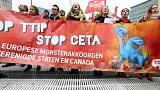 EU and Canada to sign CETA trade deal on Sunday