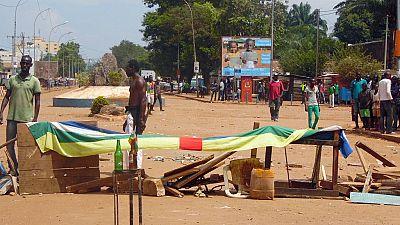 Centrafrique : 25 morts dont 6 gendarmes dans de nouvelles violences