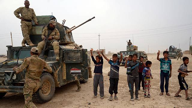 The fight for Mosul moves closer to Tal Afar