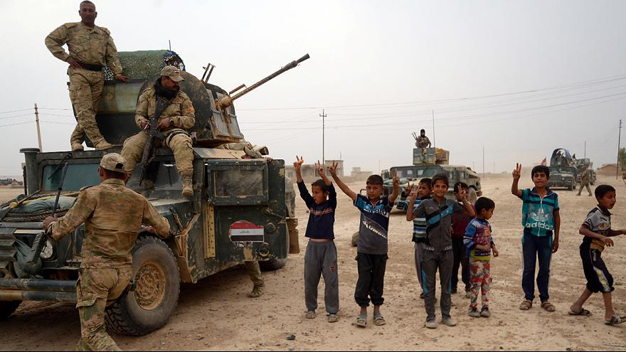 Iraq: offensiva delle milizie sciite-irachene per la conquista della città di Tall Afar