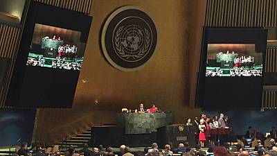 S. Africa, Rwanda, Egypt, Tunisia voted to UN human rights commission