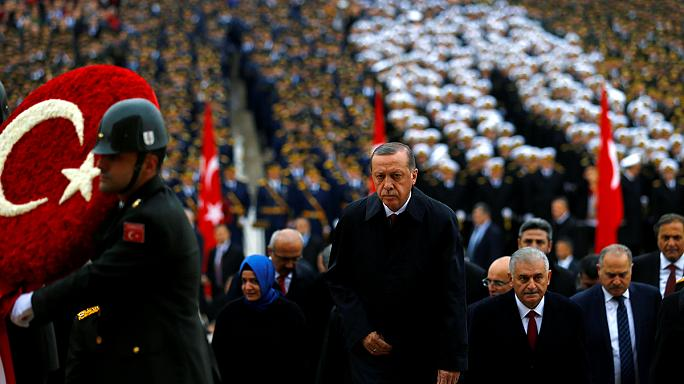Turkey marks Republic Day