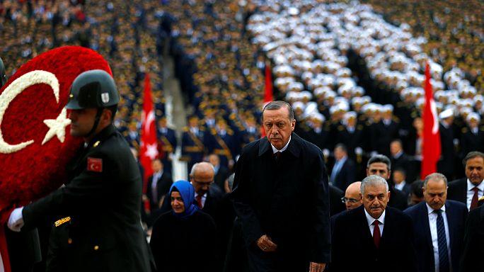 تركيا تحيي الذكرى الـ93 على تأسيس الجمهورية