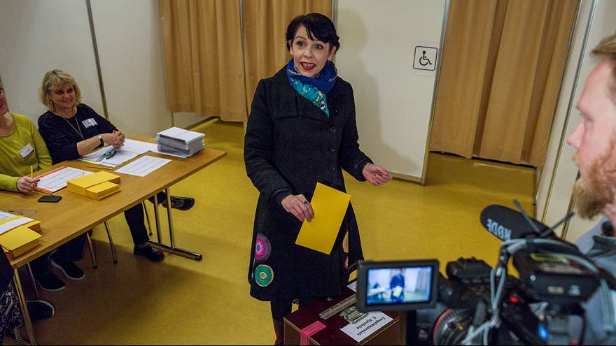 Icelanders vote in parliamentary election