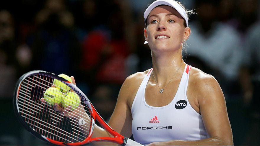 WTA-vb - A világelső legyőzte a címvédőt