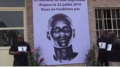 RSF demands whereabouts of Burundian journalist Bigirimana 100 days after he disappeared