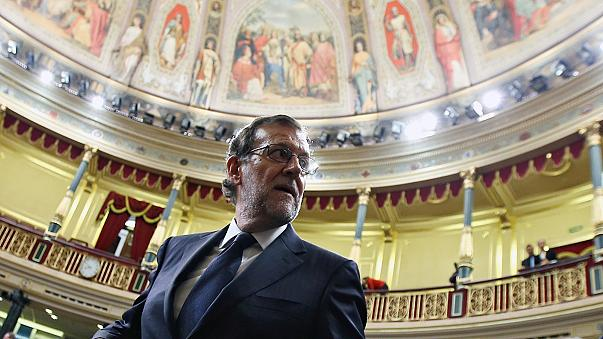 بعد أ.مة طويلة راخوي يستعيد ثقة البرلمان الاسباني لرئاسة الحكومة