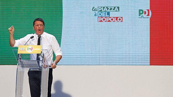 Ιταλία: Νέο δριμύ κατηγορώ Ρέντσι κατά των Βρυξελλών