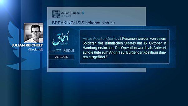 ISIL says it was behind fatal teen stabbing in Hamburg