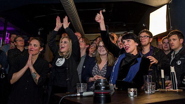 Islands Piratenpartei drittstärkste Kraft, Konservative steuern auf Sieg zu
