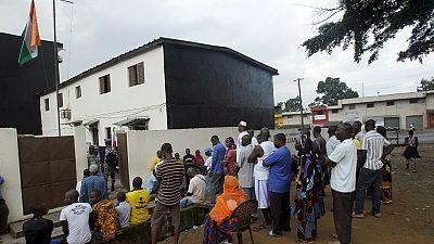 Côte d'Ivoire : début du vote de la nouvelle Constitution