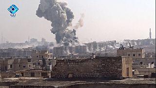 سوریه؛ ادعای مخالفان مبنی بر پیشروی در غرب حلب