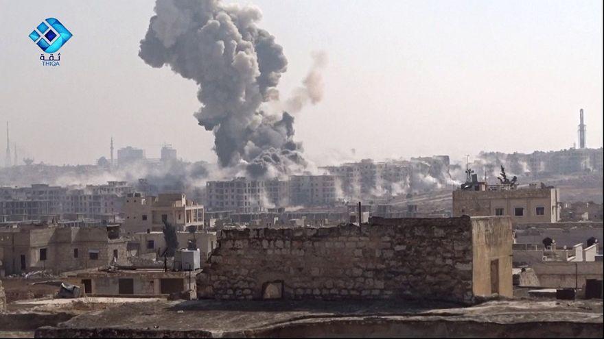 Syrie : l'offensive rebelle se poursuit dans l'ouest d'Alep