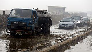 Inondations en Egypte : le bilan monte à 26 morts