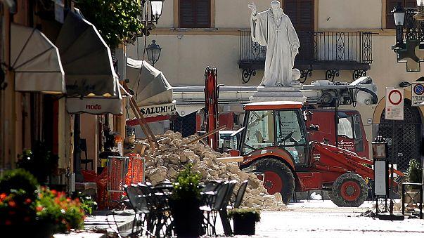 """Sisma Centro Italia, Curcio: """"Un paio di migliaia di persone sono già sulla costa"""""""