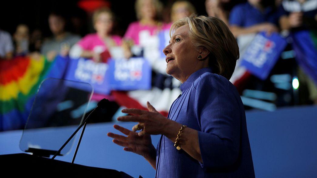 Usa 2016. Quasi testa a testa Trump-Clinton dopo nuove rivelazioni mail