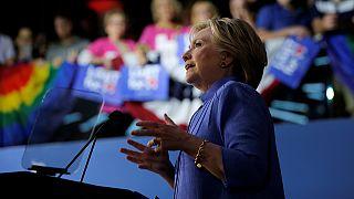 Középpontban Hillary Clinton email-botránya