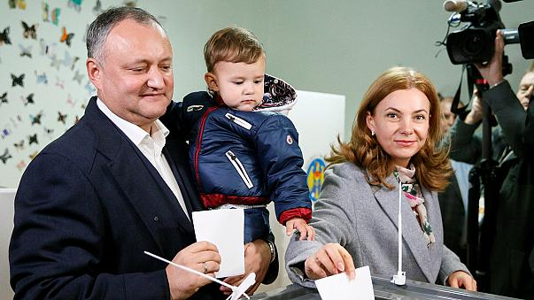 Moldova presidential election goes to a run-off