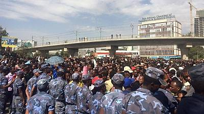 Ethiopia says 2000 protest detainees released after counseling