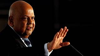 South African state prosecutor drops fraud charges against Gordhan