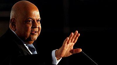Afrique du Sud : abandon des poursuites contre le ministre des Finances