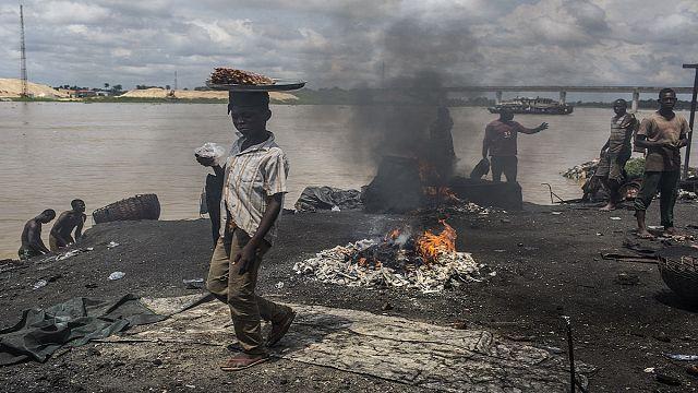 UNICEF: 600.000 παιδιά ετησίως πεθαίνουν από τον μολυσμένο αέρα