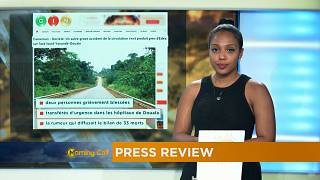 Press Review of October 31, 2016 [The Morning Call]