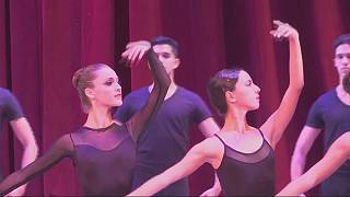 Cuba puts its best foot forward for world ballet festival