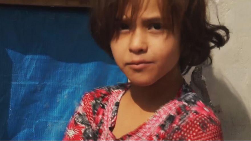 Displaced Iraqi families await news from Tal Afar