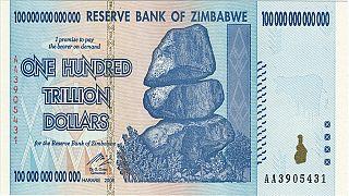 """Au Zimbabwe, les futurs """"billets d'obligation"""" ravivent le spectre de l'hyperinflation"""