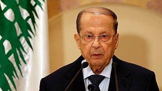 Michel Aoun elegido nuevo presidente del Líbano