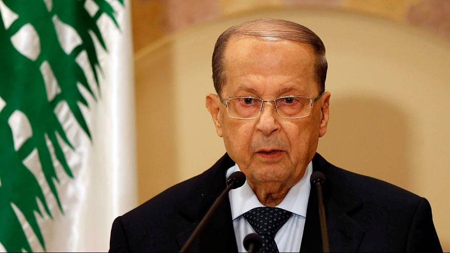 Ex-army commander Michel Aoun elected new president of Lebanon