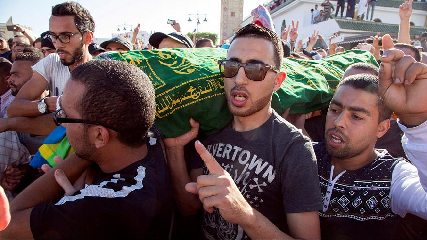 Tüntetésekhez vezetett egy halárus halála Marokkóban