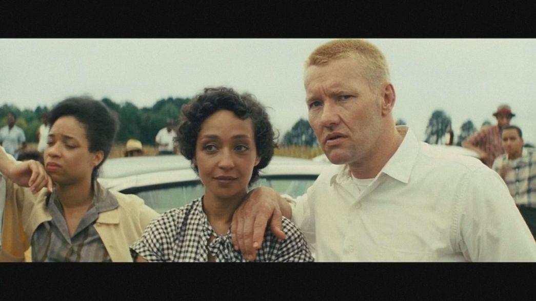 """فيلم """" لوفينغ """" يعود بنا الى الصراع العرقي في الولايات المتحدة"""