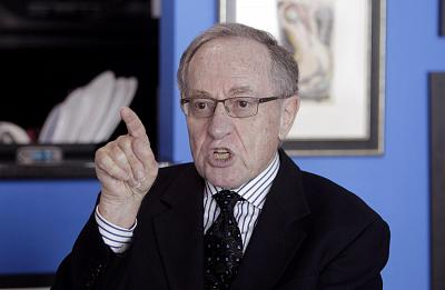 Attorney and law professor Alan Dershowitz discusses allegations of sex with an underage girl levelled against him, during an interview at his home in Miami Beach Jan, 5.