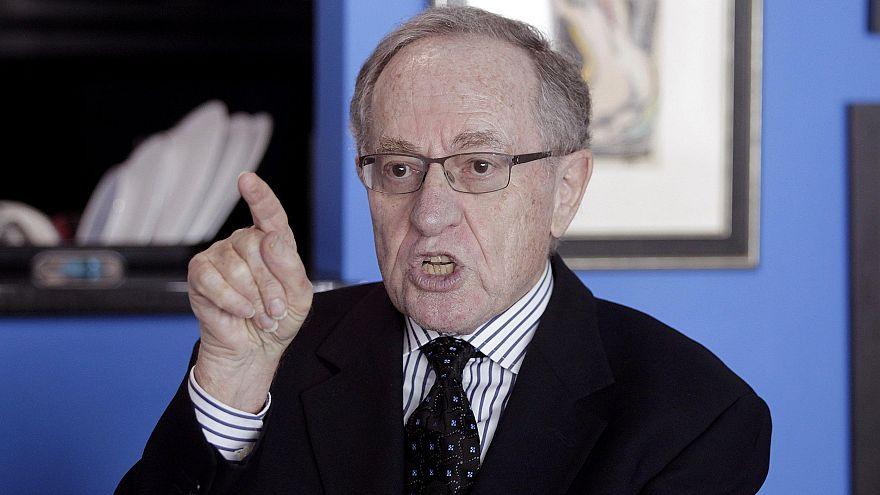 Image: Attorney and law professor Alan Dershowitz