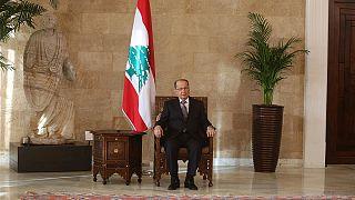 Lübnan'da Hizbullah'ın adayı Hıristiyan Mişel Avn Cumhurbaşkanı seçildi