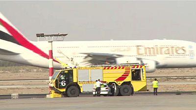 Emirates resumes flights to Guinea
