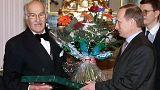 В Москве в возрасте 101 года умер актер Владимир Зельдин