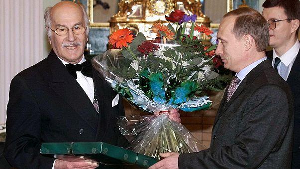 وفاة الروسي زيلدين اكبر الفنانين سناً في العالم