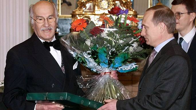 "World's ""oldest working actor"" dies in Moscow aged 101"