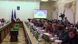Ukrayna kamu sektörü çalışanları mal varlıklarını internette açık erişimle deklare etti